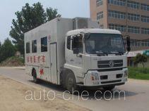 程力威牌CLW5080XYL型体检医疗车
