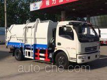 Chengliwei CLW5080ZDJD5 docking garbage compactor truck