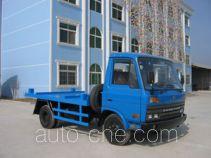 程力威牌CLW5080ZKX型车厢可卸式垃圾车