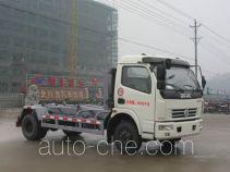 程力威牌CLW5080ZKX3型车厢可卸式垃圾车