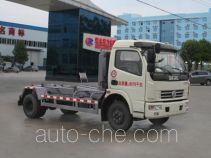 程力威牌CLW5080ZXXD4型车厢可卸式垃圾车
