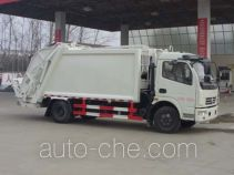 Chengliwei CLW5080ZYST5 garbage compactor truck