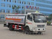 Chengliwei CLW5081GJYD4 fuel tank truck