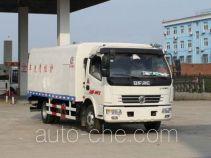 程力威牌CLW5081GQX4型护栏清洗车