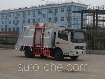 程力威牌CLW5081TCA4型餐厨垃圾车