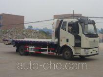 程力威牌CLW5081TQZC4型清障车