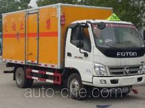 Chengliwei CLW5081XQYB5 explosives transport truck
