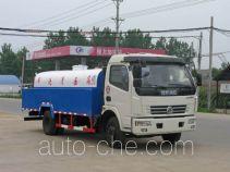 程力威牌CLW5090GQX3型高压清洗车