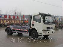 程力威牌CLW5090ZKX3型车厢可卸式垃圾车