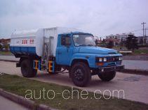 程力威牌CLW5090ZZZ型自装卸式垃圾车