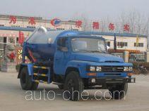 Chengliwei CLW5100GXWT3 sewage suction truck