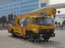 Chengliwei CLW5100JGKZT4 aerial work platform truck