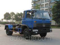 程力威牌CLW5100ZXXT3型车厢可卸式垃圾车