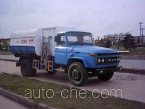 程力威牌CLW5100ZZZC型自装卸式垃圾车