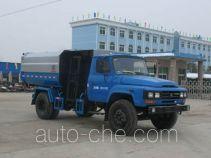 程力威牌CLW5100ZZZT3型自装卸式垃圾车