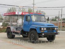 程力威牌CLW5101ZKXT3型车厢可卸式垃圾车