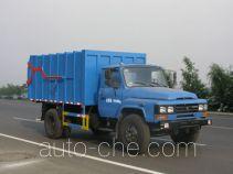 程力威牌CLW5101ZLJT4型自卸式垃圾车