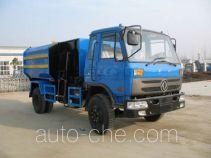 程力威牌CLW5101ZZZT型自装卸式垃圾车