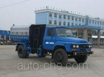 程力威牌CLW5101ZZZT3型自装卸式垃圾车