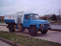 程力威牌CLW5102ZZZ型自装卸式垃圾车