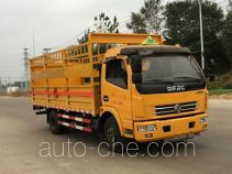 Chengliwei CLW5110TQPD5 gas cylinder transport truck