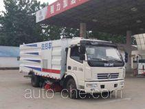 程力威牌CLW5110TXSD5型洗扫车