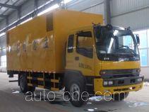 程力威牌CLW5110XDYQ4型电源车