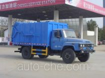 Chengliwei CLW5110ZDJT4 docking garbage compactor truck