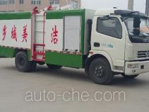 Chengliwei CLW5111ZYS4 garbage compactor truck