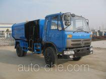 程力威牌CLW5111ZZZT3型自装卸式垃圾车