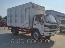 Chengliwei CLW5120CCQB5 livestock transport truck