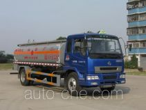 Chengliwei CLW5120GHYL3 chemical liquid tank truck