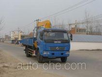 Chengliwei CLW5120JSQD4 truck mounted loader crane