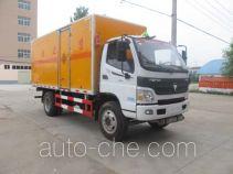 Chengliwei CLW5129XQYB4 explosives transport truck
