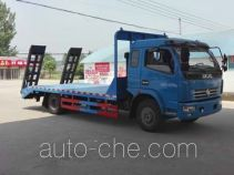 Chengliwei CLW5140TPBT5 flatbed truck