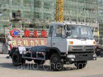 程力威牌CLW5140ZKXT3型车厢可卸式垃圾车