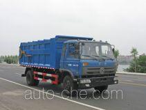 程力威牌CLW5142ZDJT3型对接式垃圾车