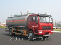 Chengliwei CLW5160GHYZ3 chemical liquid tank truck