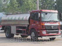 程力威牌CLW5160GNYB5型鲜奶运输车