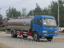 程力威牌CLW5160GNYC3型鲜奶运输车