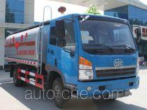 Chengliwei CLW5160GRYC4 flammable liquid tank truck