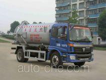 程力威牌CLW5160GXWB4型吸污车