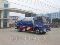 程力威牌CLW5160GXWB5型吸污车