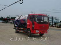Chengliwei CLW5160GXWC4 sewage suction truck