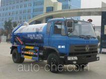 程力威牌CLW5160GXWT4型吸污车