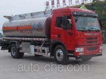 Chengliwei CLW5160GYYLC4 aluminium oil tank truck