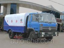 程力威牌CLW5160TSLT4型扫路车