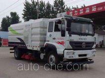 程力威牌CLW5160TSLZ5型扫路车