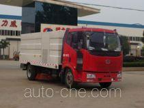 Chengliwei CLW5160TXSC4 street sweeper truck