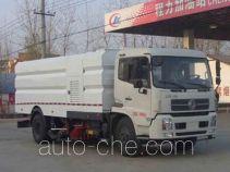 Chengliwei CLW5160TXSD5 street sweeper truck